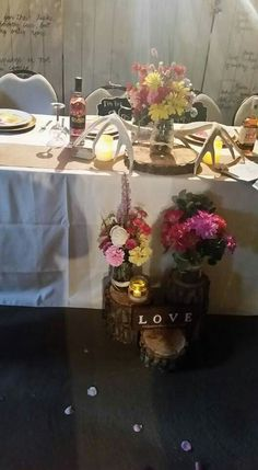 Camouflage Wedding, Rustic, Table Decorations, Furniture, Home Decor, Homemade Home Decor, Retro, Home Furnishings, Farmhouse Style