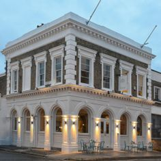 The Imperial replaces the Imperial Arms pub on the King's Road