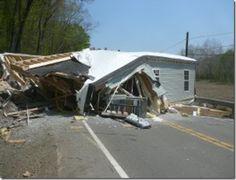 Acidentes em Casas Modulares - http://www.casaprefabricada.org/acidentes-em-casas-modulares