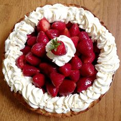 Grain-Free Strawberry Pie!