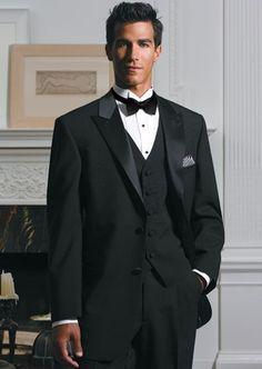 bfdf51ef0cf Click to Buy    2017 Latest Coat Pant Designs Black Formal Men Suit.