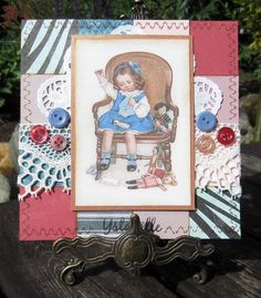 Korttikarkuri: CAS/Anything Goes with Nicecrane Designs at Addictd to Stamps and More!