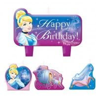 Party Time Disney Cinderella Molded Mini Character Birthday Candle Set, Pack of Blue , Wax Molded Character Candles Cinderella themed Measures in. Completes the character/theme for any cake Cinderella Birthday, Disney Birthday, Wholesale Party Supplies, Kids Party Supplies, Candle Molds, Candle Set, Balloon Decorations, Baby Shower Decorations, Black Friday Toy Deals