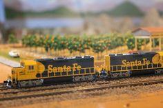 Model Railroad museum in Scottsdale!