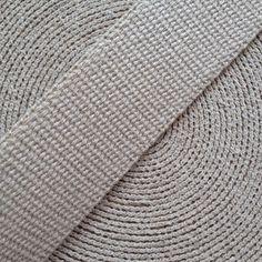 100% Hemp & Hemp Organic Cotton Webbing (5806.10.90.00)