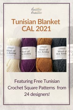 Tunisian Crochet Patterns, Crochet Mandala Pattern, Crochet Quilt, Crochet Cross, Crochet Home, Free Crochet, Tunisian Crochet Blanket, Knitting Patterns, Knit Crochet