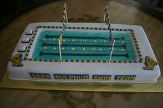 Swim Team by The Cake Batter, via Flickr