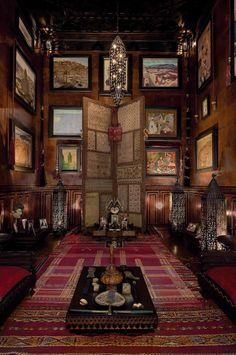 The House of Serge Lutens in Marrakech - Maroc Désert Expérience http://www.marocdesertexperience.com