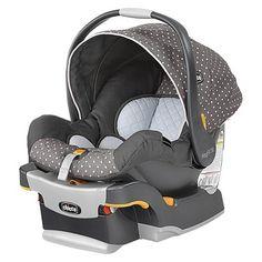 Chicco KeyFit® 30 Infant Car Seat. Color: Lilla