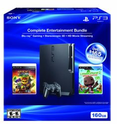 Black Friday 2011 Bundle: LittleBigPlanet 2 Special Edition and Ratchet & Clank: All 4 One - Playstation 3 Sony http://www.amazon.com/dp/B005XT33NY/ref=cm_sw_r_pi_dp_40jwwb0F79M2T