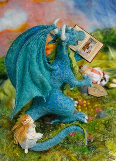 A Dream of Dragons — Lavender & Lark