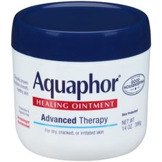 Aquaphor Skin Ointment Advanced Therapy Healing Protectant 14 Ounce Jar Dry Baby | Health & Beauty, Skin Care, Moisturizers | eBay!
