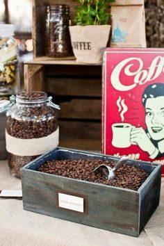 Coffee is fresh