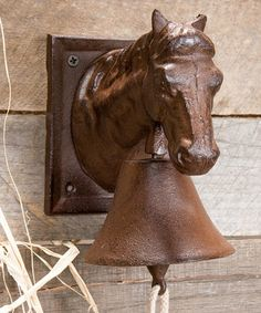 Another great find on #zulily! Bell Horse Bust #zulilyfinds
