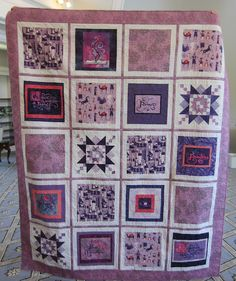 Color Me Quilty: Tell Me A Story From The Storybook Quilt