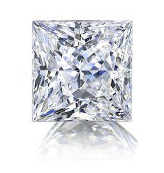 1.90ct J VS1 Princess Cut Diamond