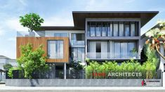 Luxury contemporary architecture for 500 m sq land size