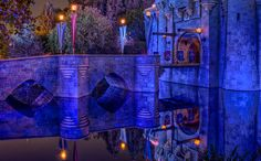 The Castle Drawbridge     Sleeping Beauty Castle is pretty well centered in Disneyland for a reason. It's a showpiece. At night, the vibrant colors pop with the help of some Disney magic in lighting. It truly takes you...    Read more here at Tours Departing Daily