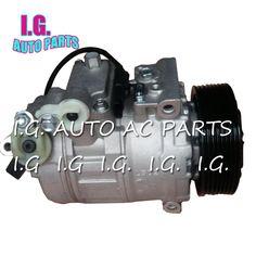HIGH QUALITY AUTOMOTIVE AC COMPRESSOR FOR CAR BMW X3 F25 3.0L 64529211496