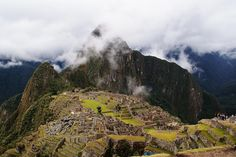Machu Picchu by Branko Frelih on 500px