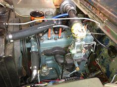 Engine willys jeep L-134 GO Devil
