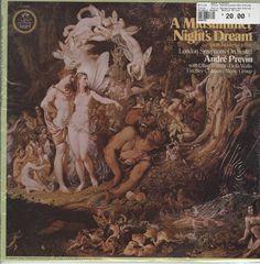 Felix Mendelssohn-Bartholdy - A Midsummer Night's Dream - Complete Incidental Music
