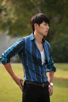 Hyun Bin...a lil skinny, but I love Secret Garden.