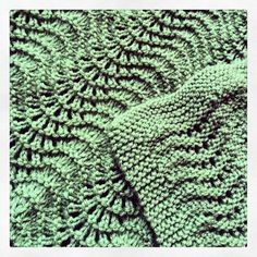 Guest Post: Fan and Feather Lovey -- Free Pattern