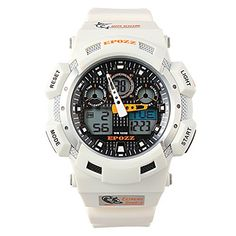 Cheap orologio waterproof, Buy Quality orologio led directly from China orologio man Suppliers: 2016 Clock swimming men sport digital watch LED display luminous military wristwatch waterproof montre reloj orologio Big Watches, Best Watches For Men, Luxury Watches, Cool Watches, Popular Sports, Mens Sport Watches, Waterproof Watch, Watches Online, Casio Watch