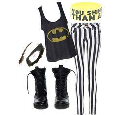 punk look.. <3