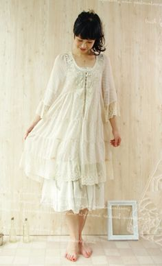 MonMonMori~ I adore anything cute and lacey