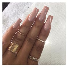 "queen-glamorous: ""queen-glamorous "" – The Best Nail Designs – Nail Polish Colors & Trends Long Square Nails, Tapered Square Nails, Long Square Acrylic Nails, Long Nail Designs Square, Fabulous Nails, Gorgeous Nails, Pretty Nails, Aycrlic Nails, Hot Nails"