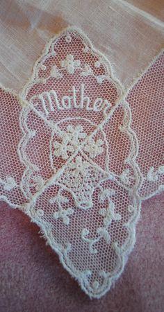Mother handkerchief