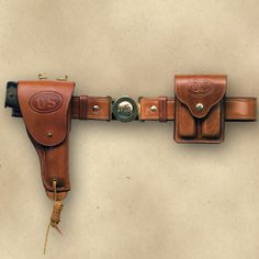 Frontier Gunleather 1911 Holster