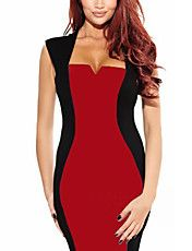Women's Office Lady Party Dress – CAD $ 34.73