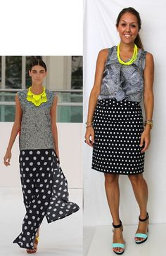 J's Everyday Fashion: Today's Everyday Fashion: Mixing Prints