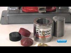 Bonny Doon Precision Non-Conforming Die Containment System