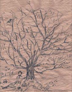 Betty's second favourite Oak tree: Michelle Holmes