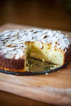 Ricotta Cake on Pinterest | Ricotta, Lemon Ricotta Cake and Cakes