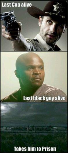 Best Walking Dead meme ever