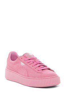 PUMA - Basket Platform Reset Sneaker