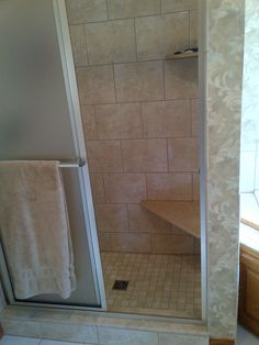 Schluter Water mold proof shower Bathrooms, Honey, Decorating, Water, Home Decor, Decor, Gripe Water, Decoration, Decoration Home
