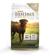 Nature's Variety Instinct Raw Boost Lamb Dry Dog Food