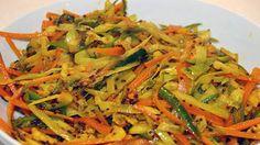 Mauritian achard legumes. I love.
