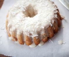 Classic Vanilla Coconut Flour Paleo Cake Recipe | Paleo inspired, real food