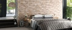 Wall Art Taupe porcelian tiles, perfect to use in all areas of the home Inc Bathroom & Kitchen Wall Tiles Design, Wood Design, Murs Taupe, Taupe Walls, Polished Porcelain Tiles, Buy Tile, Design Salon, Wood Cladding, Home Inc