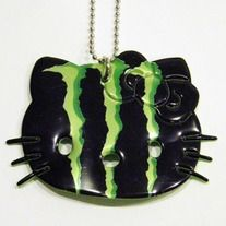 I found 'Hello Kitty Monster Necklace' on Wish, check it out! Monster Crafts, Arte Hip Hop, Monster Energy Girls, Hello Kitty Jewelry, Grunge Jewelry, Estilo Indie, Cat Necklace, Green Necklace, Green Monsters