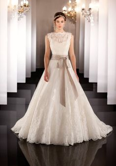 Martina Liana 437 Wedding Dress - The Knot