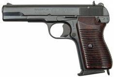 Tokarev Pistol - Internet Movie Firearms Database - Guns in Movies, TV and Video Games Weapons Guns, Guns And Ammo, Army Police, Gun Art, Internet Movies, Assault Rifle, Shotgun, Airsoft, Firearms
