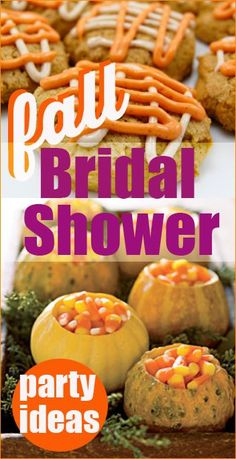 Fall Bridal Shower I